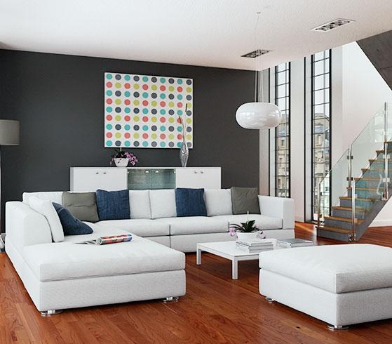 10 sur la pose de votre tissu tendu isolant. Black Bedroom Furniture Sets. Home Design Ideas