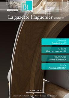 Haguenier Gazette Juillet 2010