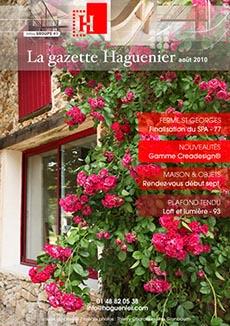 Haguenier Août 2010 Gazette